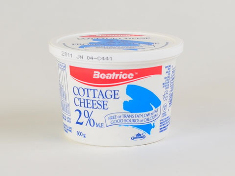 2% Cottage Cheese - 500mL