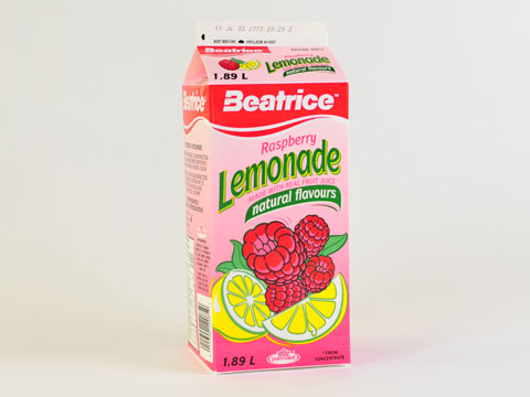 Lemonade - Raspberry - 1.89L