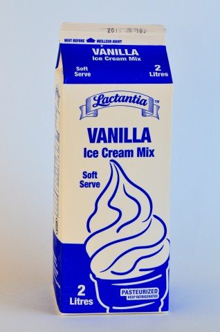 Vanilla Ice Cream Mix