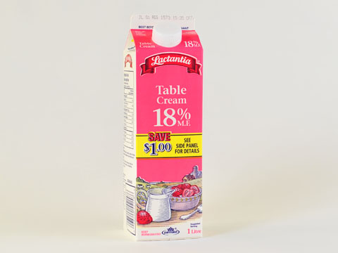 Table Cream - 1L  Table Cream