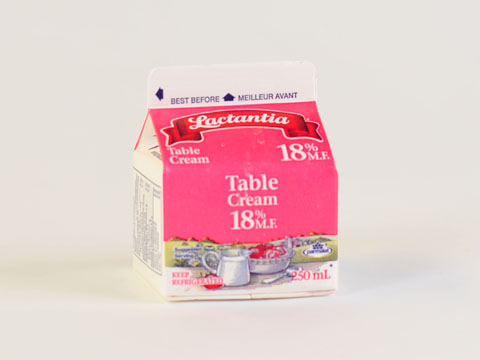 Table Cream - 250mL  Table Cream